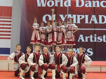 X World Dance OLYMPIAD - photo 5