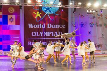 X World Dance OLYMPIAD - photo 1